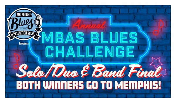 MBAS Blues Challenge Final