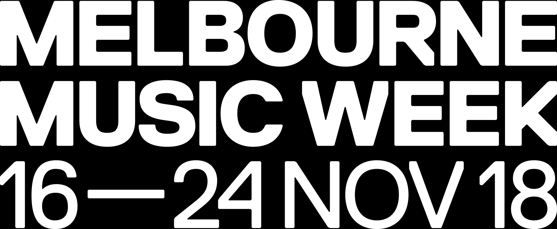 Melbourne Music Week 2018
