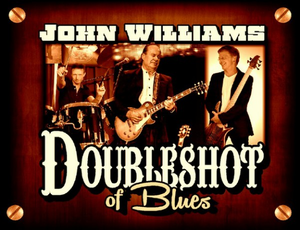 John Williams Doubleshot of Blues