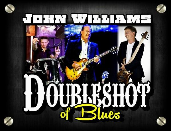 John Williams Doubleshot of Blues