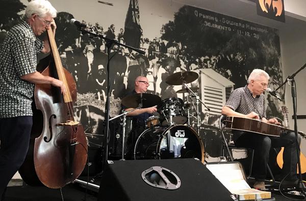 The Leigh Sloggett Trio